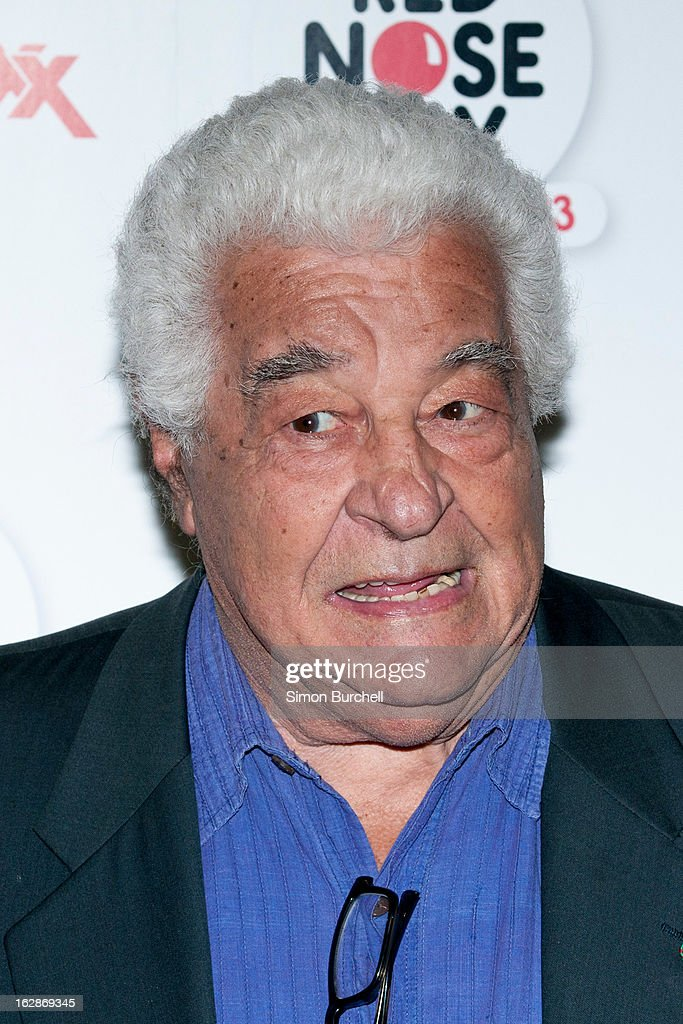 <a gi-track='captionPersonalityLinkClicked' href=/galleries/search?phrase=Antonio+Carluccio&family=editorial&specificpeople=215628 ng-click='$event.stopPropagation()'>Antonio Carluccio</a> attends a fundraising cocktail party hosted by TK Maxx in aid of Comic Relief's Red Nose Day at The Royal Opera House on February 28, 2013 in London, England.