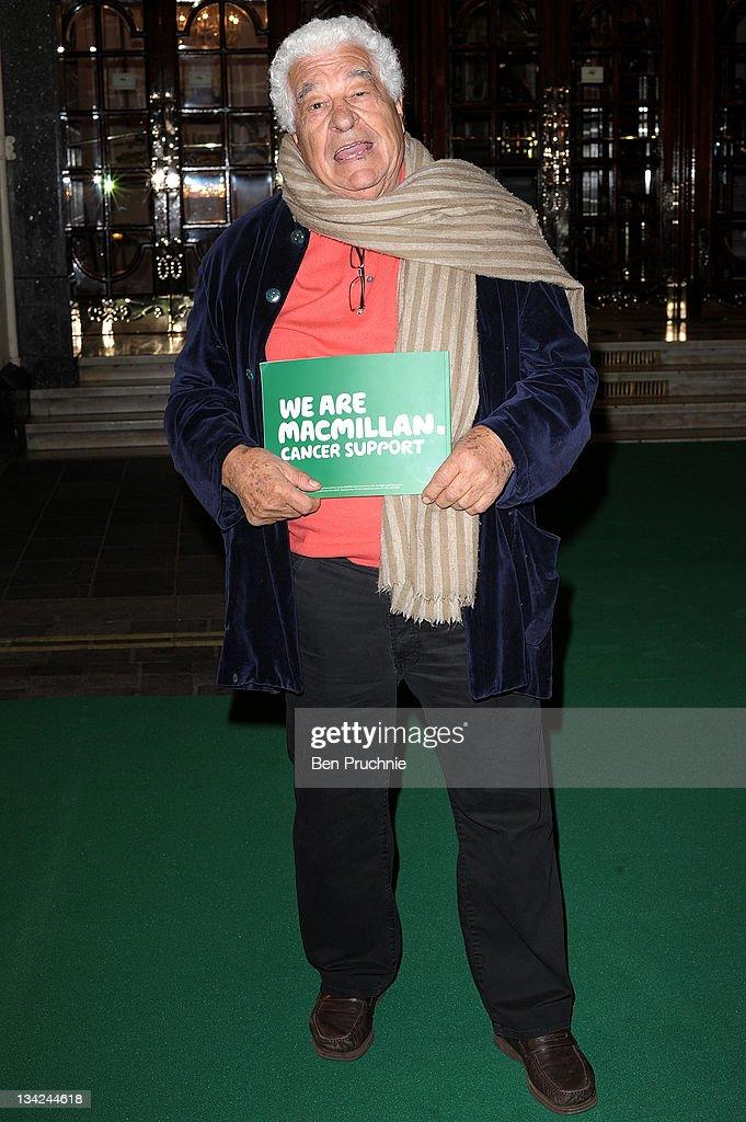 Macmillan Centenary Gala