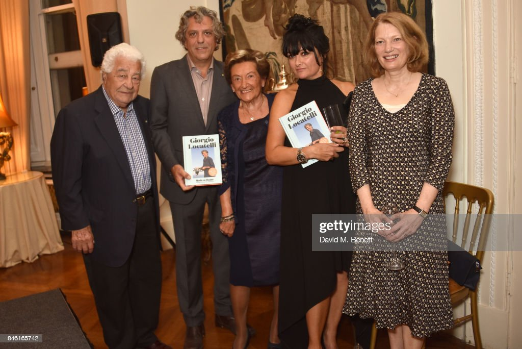 """""""Made At Home: The Food I Cook For The People I Love"""" By Giorgio Locatelli - Book Launch Party"""