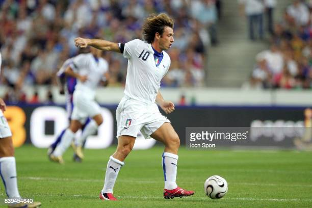 Antonio CASSANO France / Italie Eliminatoires Euro 2008