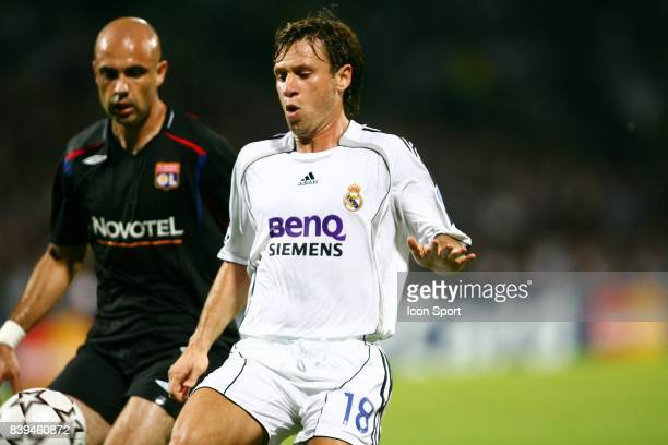 Antonio CASSANO Lyon / Real Madrid 1er Tour Champions League