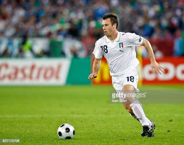 Antonio CASSANO France / Italie Euro 2008 Zurich