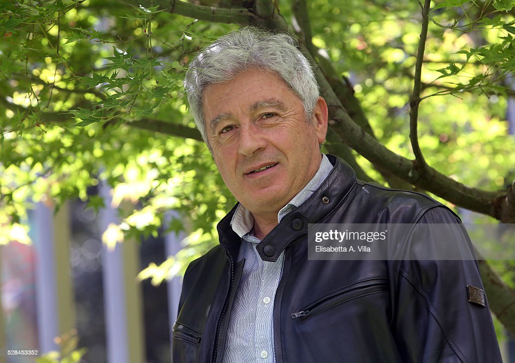 Antonio Catania attends a photocall for 'Felicia Impastato' RAI TV movie at Viale Mazzini on May 5, 2016 in Rome, Italy.