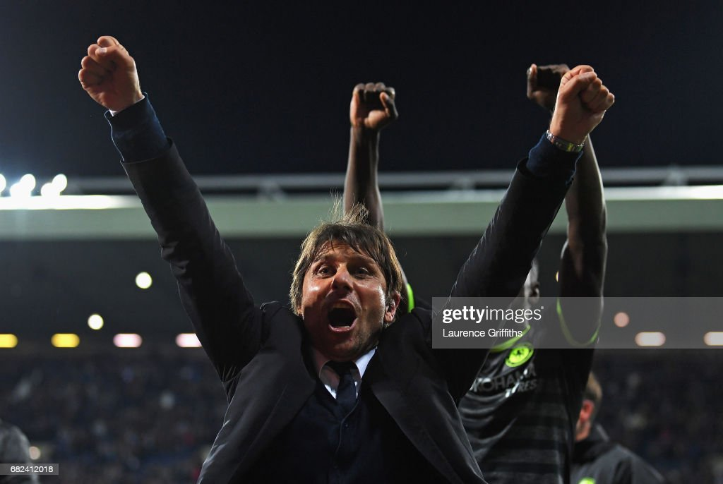 Image result for antonio conte west brom 1-0 win title