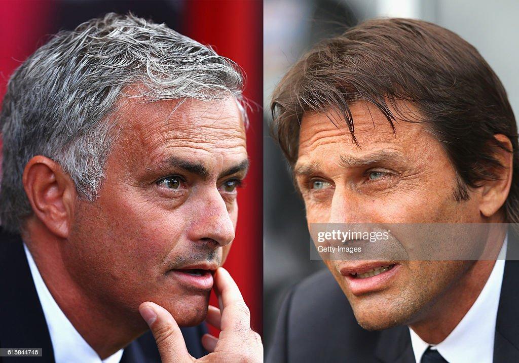 Chelsea v Manchester United - Premier League Preview : News Photo