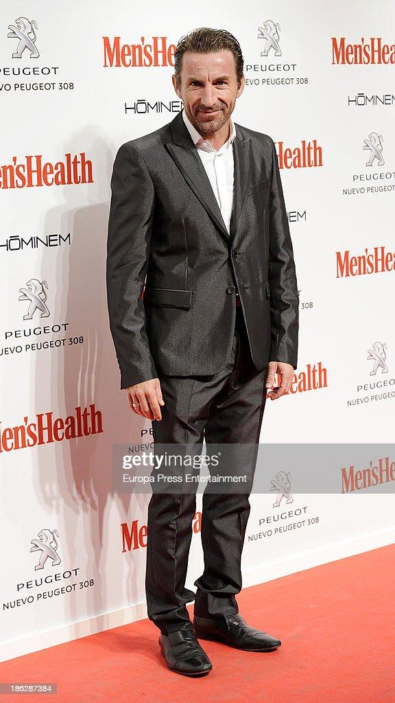 Antonio de la Torre attends Men's Health Awards 2013 at Teatros del Canal on October 29, 2013 in Madrid, Spain.