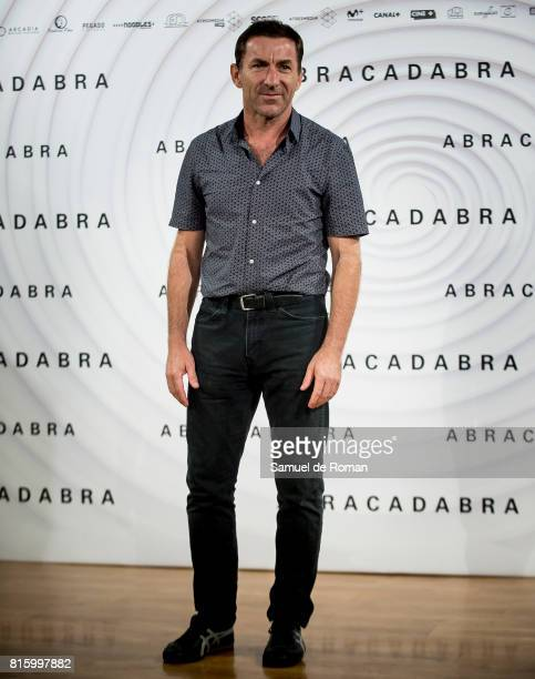 Antonio de la Torre during 'Abracadabra' Madrid Photocall on July 17 2017 in Madrid Spain