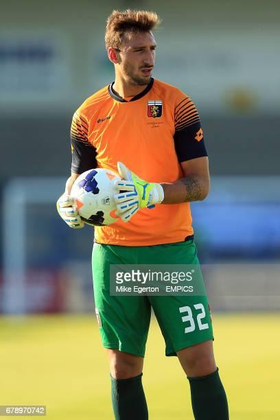Antonio Donnarumma Genoa goalkeeper