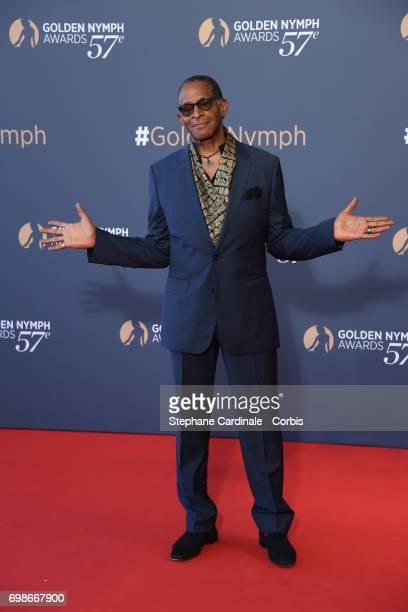 Antonio Fargas attends the 57th Monte Carlo TV Festival Closing Ceremony on June 20 2017 in MonteCarlo Monaco