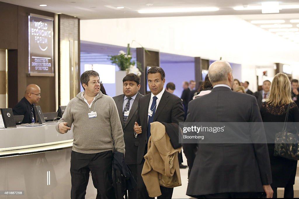 The Davos World Economic Forum 2015