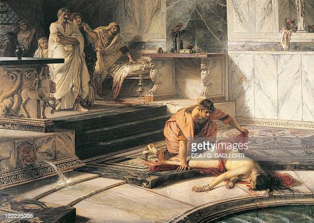 Antonio Rizzi Nero and Agrippina