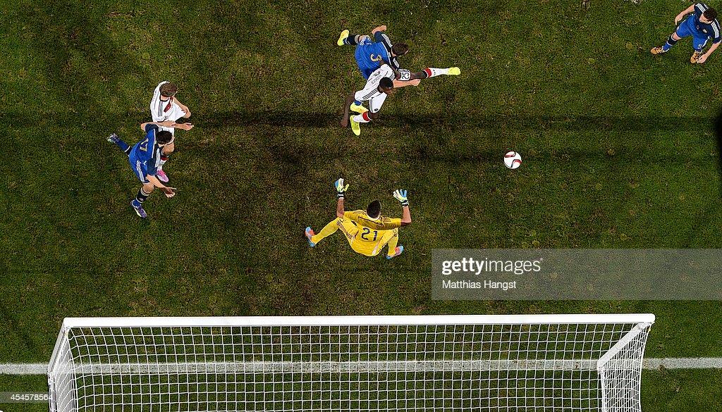 Germany v Argentina - International Friendly