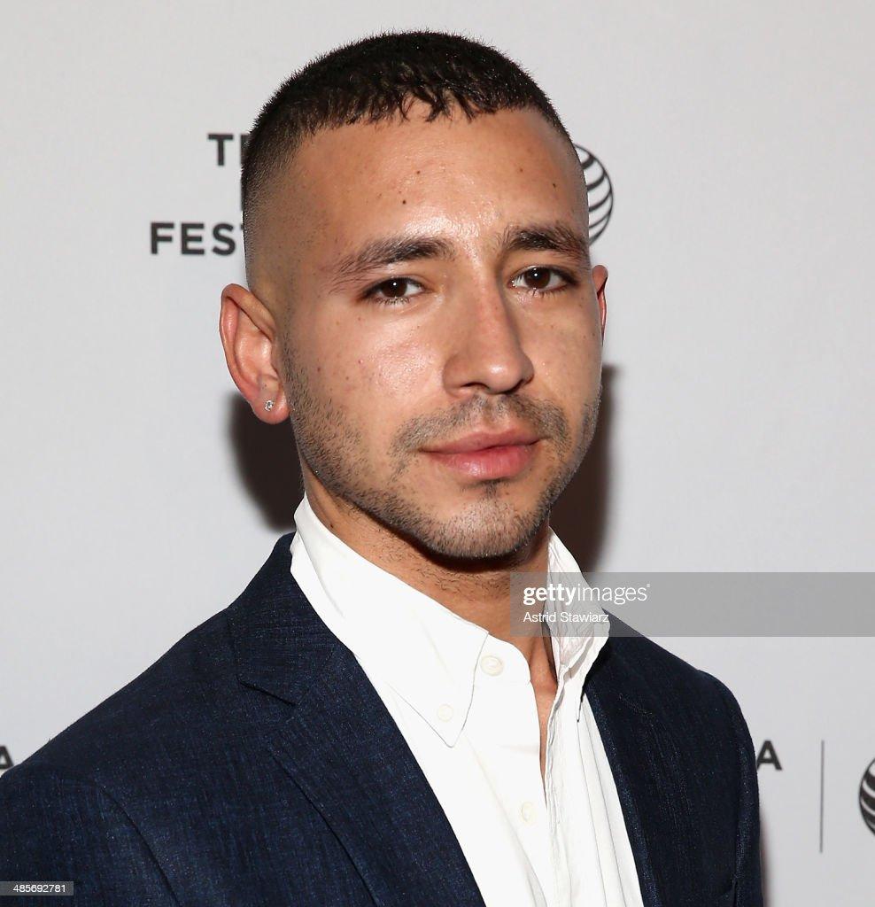 Antonio Santini attends the 'Mala Mala' Premiere during the 2014 Tribeca Film Festival at Chelsea Bow Tie Cinemas on April 19, 2014 in New York City.