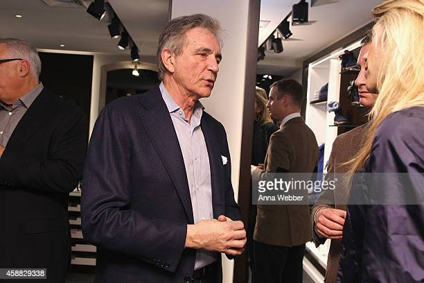 Antonio Tincati attends DuJour magazine's premier opening event Tincati Milano Concept Store on November 11 2014 in New York City