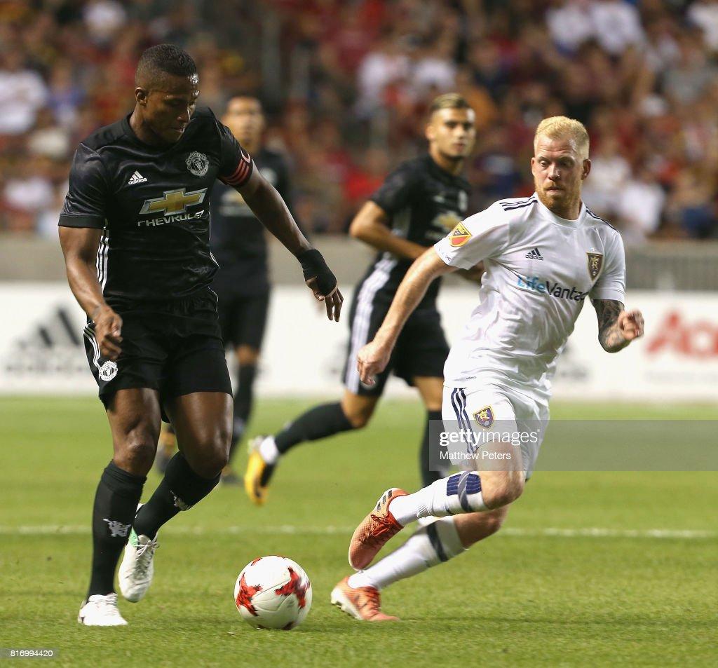 Manchester United v Real Salt Lake : News Photo