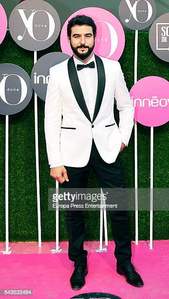 Antonio Velazquez attend the 'Yo Dona' international awards at La Quinta de la Munoza on June 27 2016 in Madrid Spain