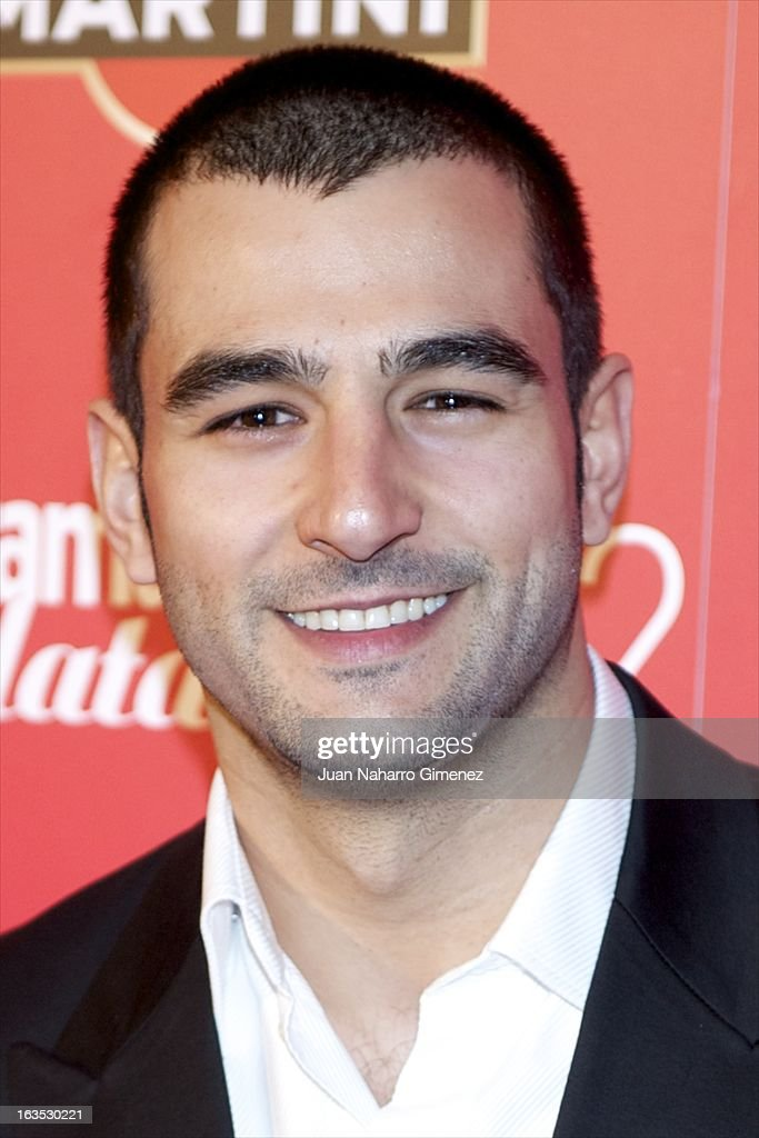 Antonio Velazquez attends Fotogramas awards 2013 at the Joy Eslava Club on March 11, 2013 in Madrid, Spain.