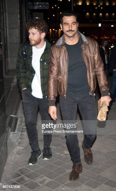 Antonio Velazquez attends the Monica Cruz's 40th birthday party on March 14 2017 in Madrid Spain