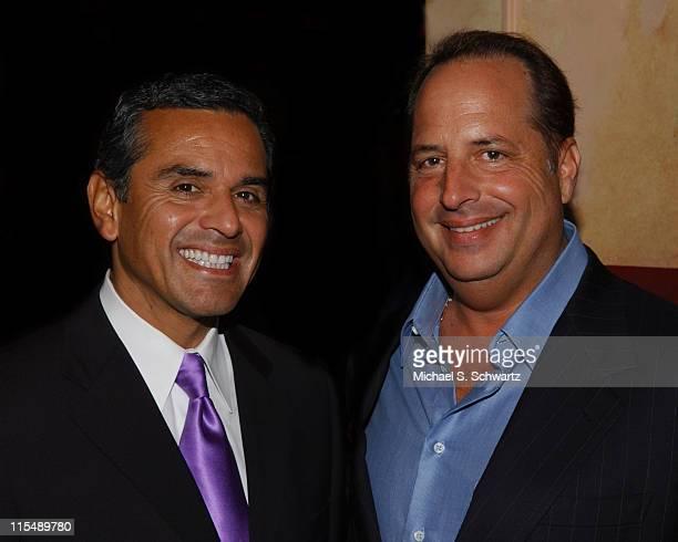 Antonio Villaraigosa Mayor of Los Angeles and Jon Lovitz
