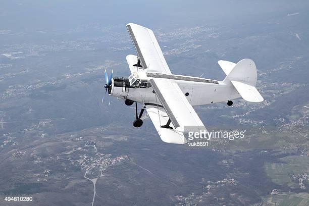 Antonov 2 biplane
