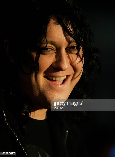 Antony Hegarty accepts the Mercury Prize Music Award at the annual Nationwide Mercury Prize music awards ceremony at Grosvenor House on September 6...