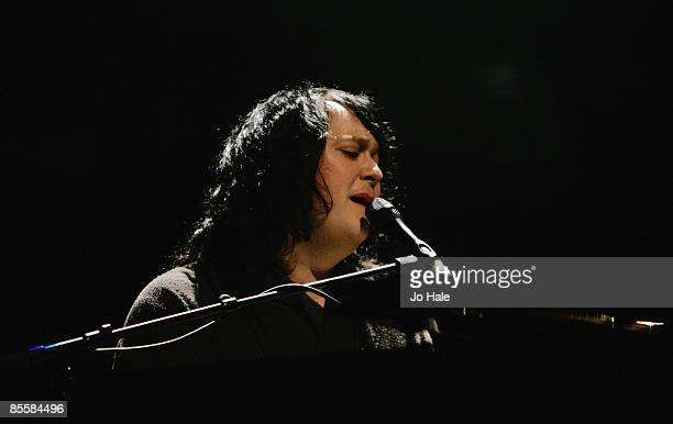 Antony Hegarty of Antony and the Johnsons performs live on stage during the opening night of a series of concerts and events in aid of Teenage Cancer...