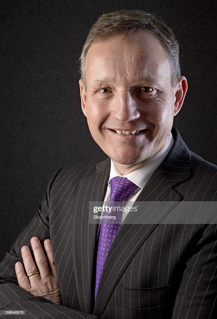 Antony Jenkins, chief executive officer of Barclays Plc, poses for a photograph in New York, U.S., on Thursday, Jan. 3, 2013. British, French and Nordic lenders may be among the biggest winners of the decision by central bank chiefs to relax liquidity rules, according to analysts. Barclays Plc (BARC), Britain's second-biggest lender, may save about 300 million pounds ($482 million) in interest costs, increasing pretax profit by 4 percent, Andrew Lim, an analyst at Espirito Santo Investment Bank, wrote. Photographer: Scott Eells/Bloomberg via Getty Images