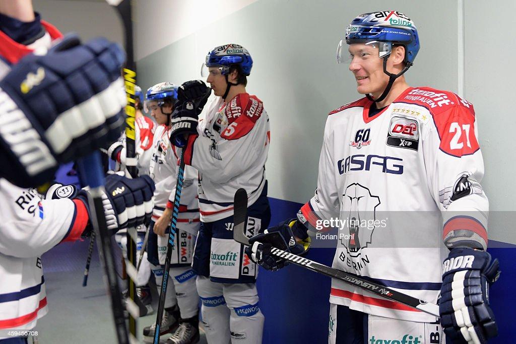 Thomas Sabo Ice Tigers v Eisbaeren Berlin