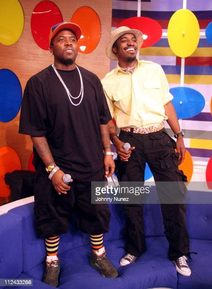 Antwan A 'Big Boi' Patton and Andre 'Andre 3000' Benjamin