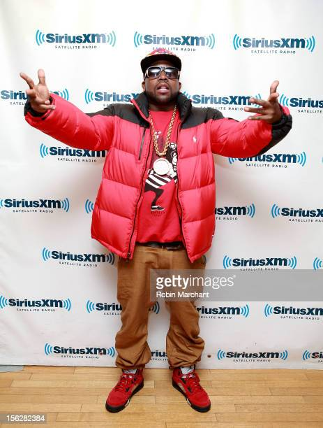 Antwan Andre 'Big Boi' Patton visits the SiriusXM Studios on November 12 2012 in New York City