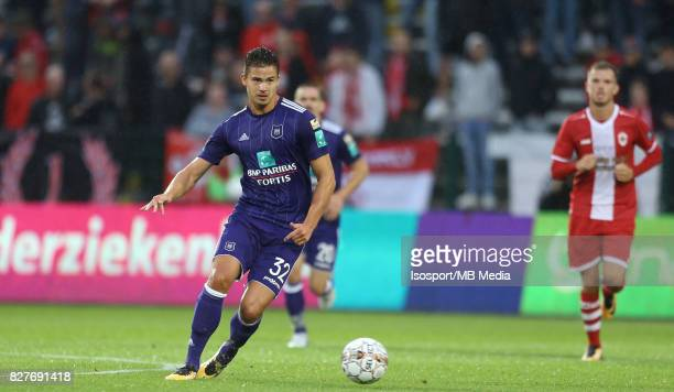 20170728 Antwerp Belgium / Antwerp Fc v Rsc Anderlecht / 'nLeander DENDONCKER'nFootball Jupiler Pro League 2017 2018 Matchday 1 / 'nPicture by...
