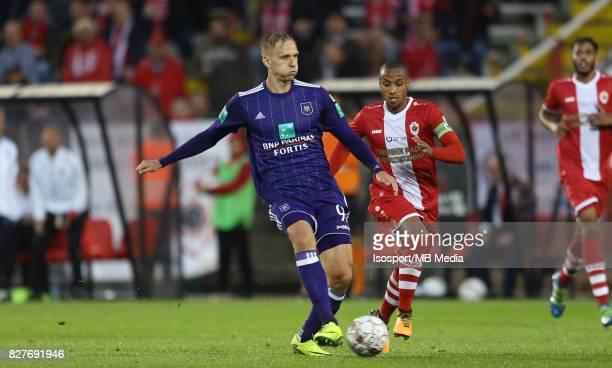 20170728 Antwerp Belgium / Antwerp Fc v Rsc Anderlecht / 'nLukasz TEODORCZYK'nFootball Jupiler Pro League 2017 2018 Matchday 1 / 'nPicture by Vincent...