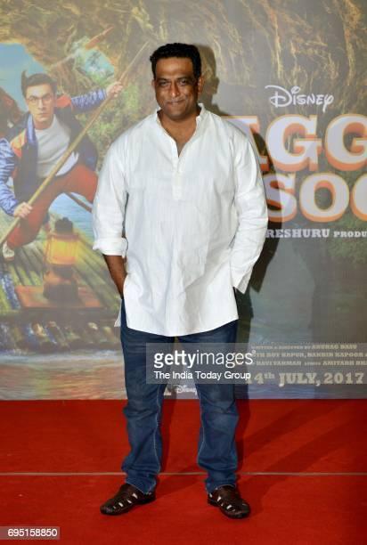 Anurag Basu during the second song launch of film Jagga Jasoos 'Galti Se Mistake' in Mumbai