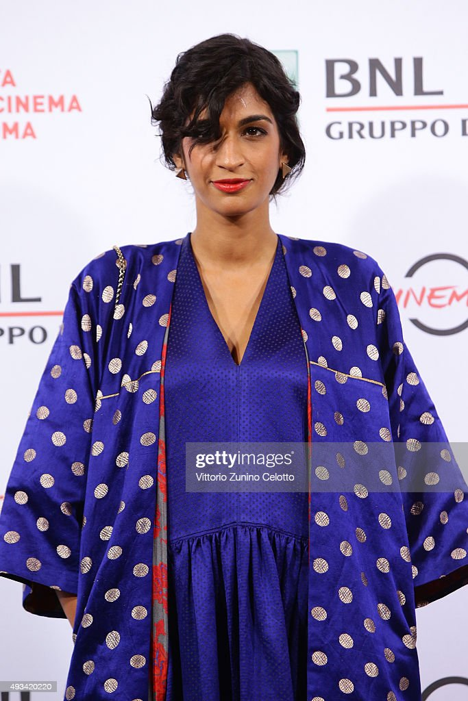 <a gi-track='captionPersonalityLinkClicked' href=/galleries/search?phrase=Anushka+Manchanda&family=editorial&specificpeople=5577465 ng-click='$event.stopPropagation()'>Anushka Manchanda</a> attends a photocall for 'Angry Indian Goddesses' during the 10th Rome Film Fest on October 20, 2015 in Rome, Italy.