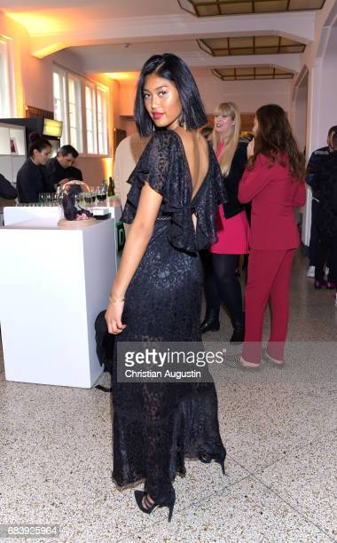 Anuthida Ploypetch attends the Deichmann Shoe Step of the year award at Curio Haus on May 16 2017 in Hamburg Germany