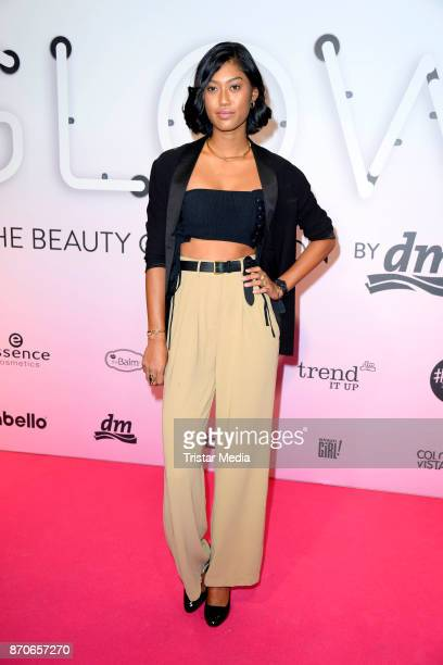 Anuthida Ploypetch attends the GLOW The Beauty Convention at Station on November 4 2017 in Berlin Germany
