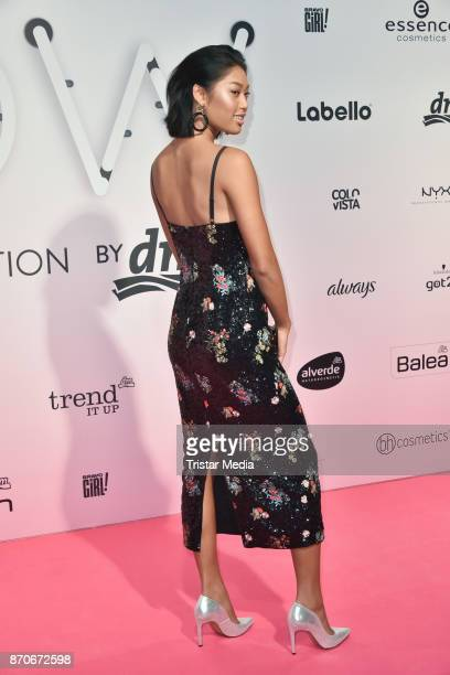 Anuthida Ploypetch attends the GLOW The Beauty Convention at Station on November 5 2017 in Berlin Germany