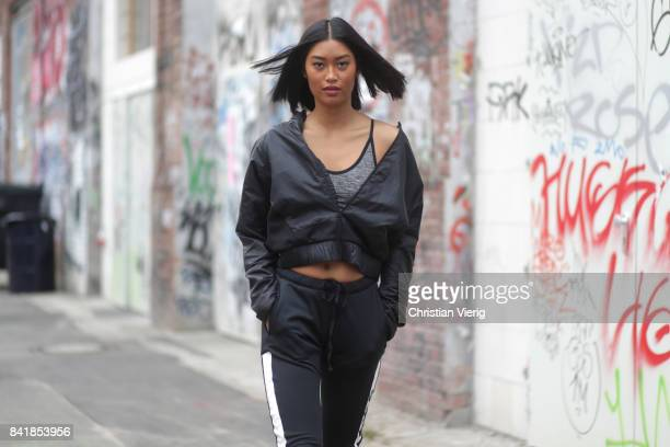 Anuthida Ploypetch during the Bread Butter by Zalando 2017 at arena Berlin on September 2 2017 in Berlin Germany
