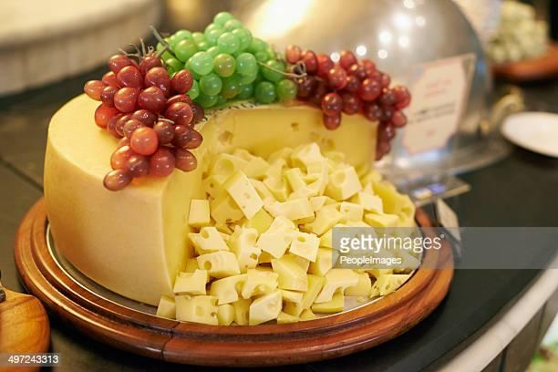Un rêve pour les amateurs de fromage !