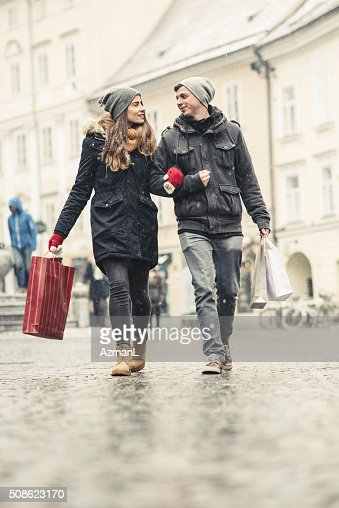 Anything else you want to buy me? : Stock Photo