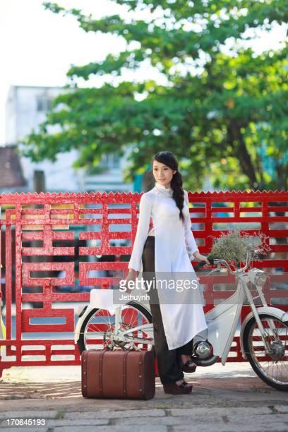 Ao Dai A symbol of Vietnam