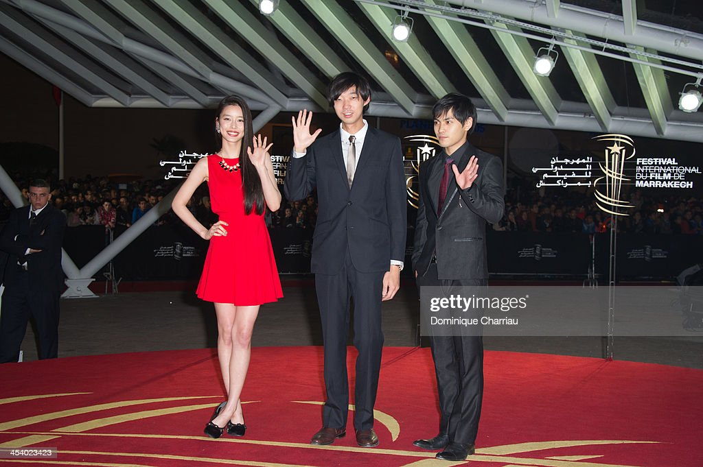 'One Chance' Photocall At 13th Marrakech International Film Festival