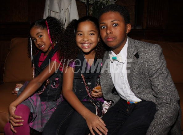 Aoki Lee Simmons Ming Lee And Daniel Diggy Simmons Attend