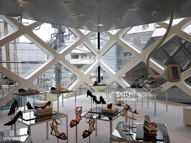 AoyamaJapan Architect Tokyo Prada Store Tokyo