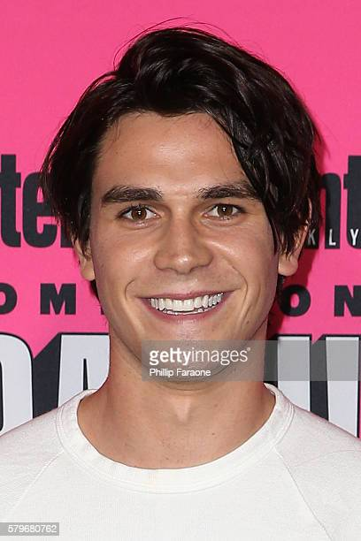J Apa attends Entertainment Weekly's Annual ComicCon Party 2016 at Float at Hard Rock Hotel San Diego on July 23 2016 in San Diego California
