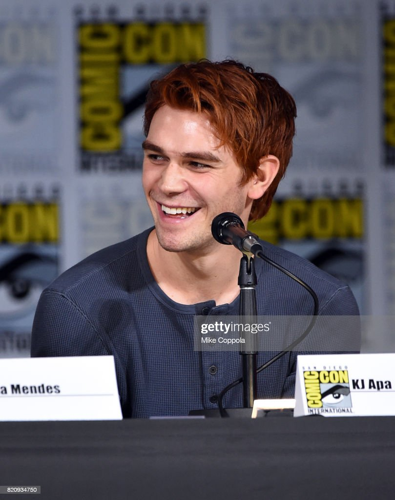 "Comic-Con International 2017 - ""Riverdale"" Special Video Presentation And Q+A"