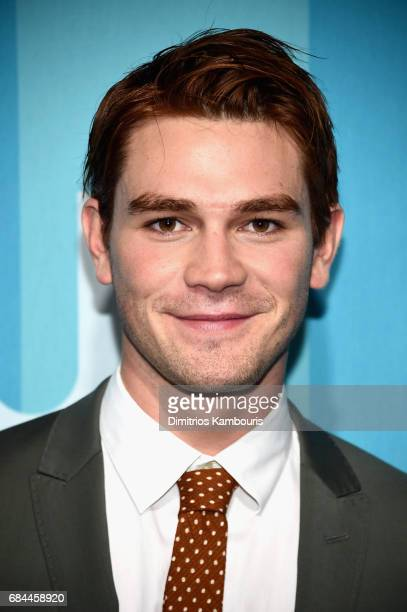 Apa attends the 2017 CW Upfront on May 18 2017 in New York City