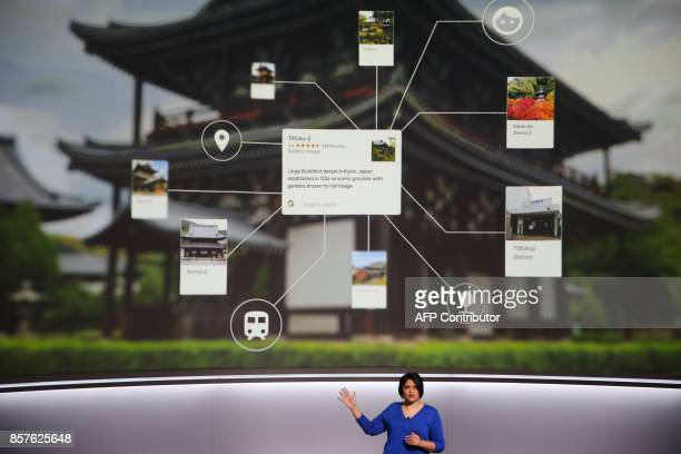 Aparna Chennapragada Senior Director of Product at Google Inc talks about Google Lens an ambitious new AIcentered app that aims to make the...