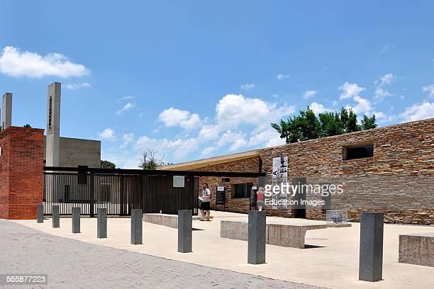 Apartheid Museum Johannesburg South Africa