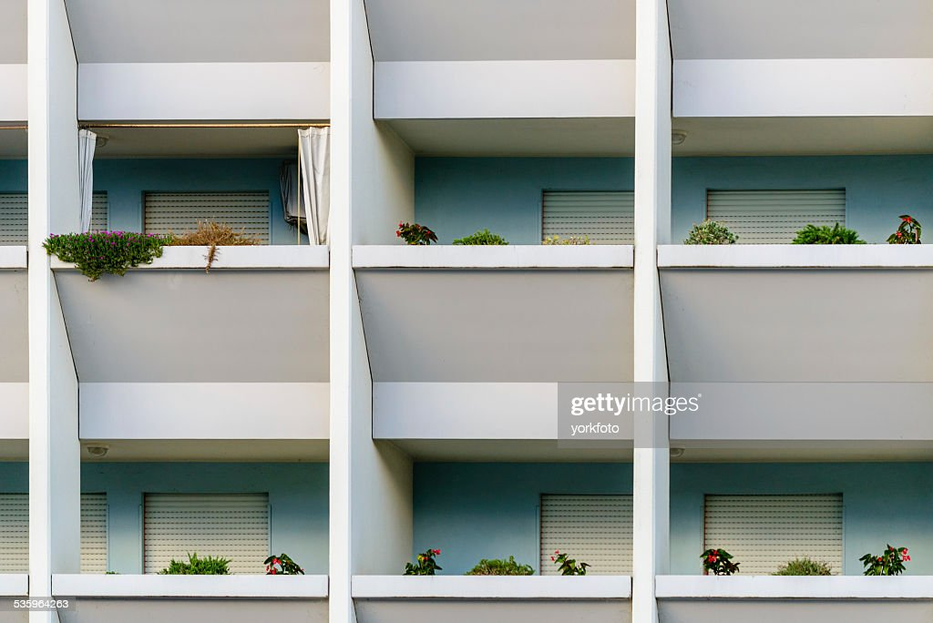 Apartment Block : Stock Photo